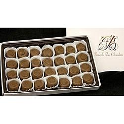 Bidwell Candies Chocolate Orange Cream Half-pound Gift Box