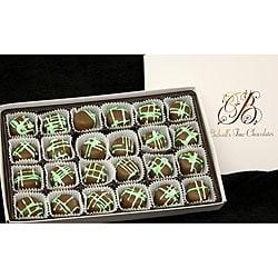 Chocolate Mint Truffles 2-pound Gift Box