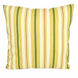 Decorative Alex Stripe Outdoor Pillows (Set of 2)