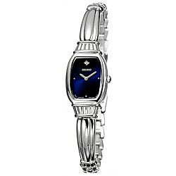 Seiko Women's Diamond Stainless Steel Watch
