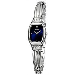 Seiko Women's Diamond Stainless Steel Watch