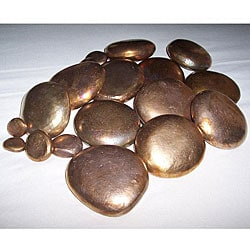 Copperstone Professional Massage Stones (set of 12)