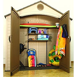 Lifetime Indoor/ Outdoor Storage Closet