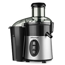 Juiceman jm1000m juiceman express junior silver metallic for Alpine cuisine juicer