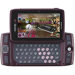 Sidekick LX 2009 GSM Unlocked QWERTY Cell Phone (Orchid)