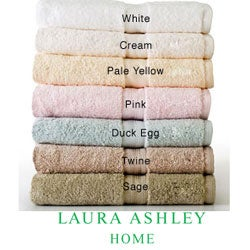 Laura Ashley 600-gram 6-piece Towel Set