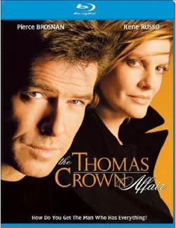 The Thomas Crown Affair (Blu-ray/DVD)