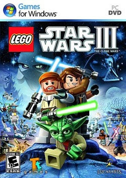 PC - Lego Star Wars III: The Clone Wars