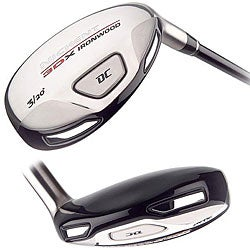 Nickent Men&#39;s 3DX Ironwood DC Hybrid Club