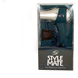 HAI Stylemate 1100-watt Teal Hair Dryer