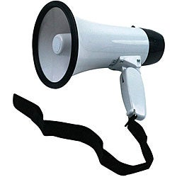 Powerful Electronic Battery Operated Megaphone Speaker