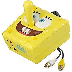 SpongeBob SquarePants Jellyfish Dodge Plug N Play TV Game