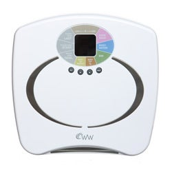 Weight Watchers by Conair Body Analysis and Weight Tracker Scale