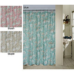Sea Shell Shower Curtain | Overstock.