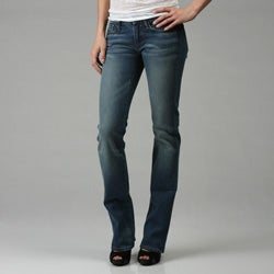 Earnest Am I Women's Bootcut 5-pocket Light Jeans FINAL SALE