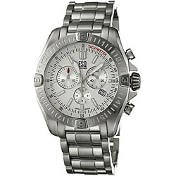 ESQ by Movado Men's Stratus Stainless Steel Chronograph Quartz Watch