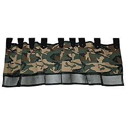 Camo Window Valance