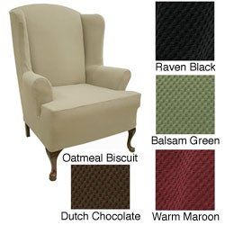 Stretch Wing Chair Cover
