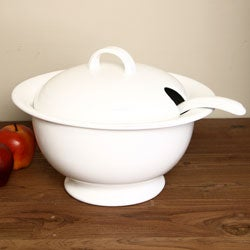 Lenox Aspen Ridge Covered Tureen and Ladle Set