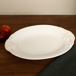 Lenox Butler's Pantry Medium Ceramic Platter