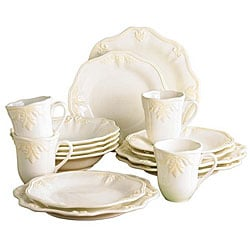 Lenox 'Butler's Pantry' 16-piece Dinnerware Set