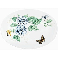 Lenox Butterfly Meadow Large Oval Platter