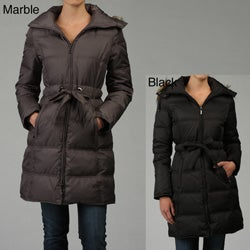 Kenneth Cole Reaction Women's Coat - Overstock Shopping - Top