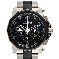 Corum Men's 'Admirals Cup' Chronograph 48 Titanium Watch