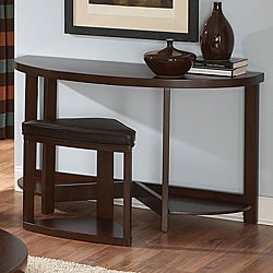 Baxter Stool and Sofa Table