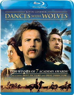 Dances with Wolves (Blu-ray Disc)