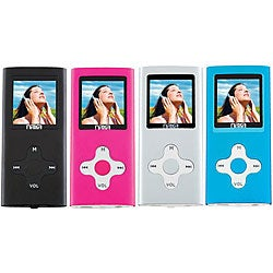 AIO Naxa 1.5-inch LCD 4G MP4 Player