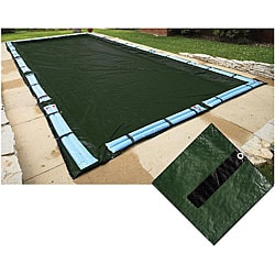 25x45 Rectangular Winter Swimming Pool Cover