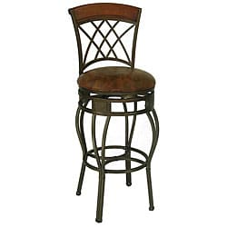 Ashley Blaire 'Elmbridge' Adjustable Bar Stool