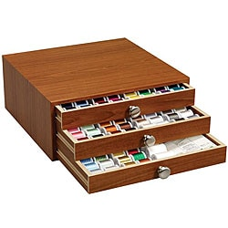 Madeira Rayon 220-yard Thread Teak Treasure Chest