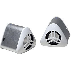 Pyle PMNP2S Mini High-volume Rechargeable Speaker System