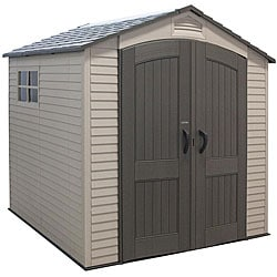 Lifetime Basic Storage Shed (7&#39; x 7&#39;)