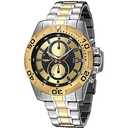 I by Invicta Men's Chronograph Two-tone Stainless Steel Watch