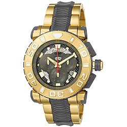 Invicta Men's 18k Goldplated Reserve Chronograph Watch
