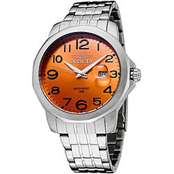 Invicta Men's Invicta II Collection Orange Watch