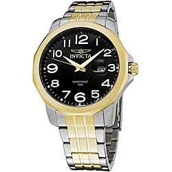 Invicta Men's Invicta II Collection Two-tone Watch