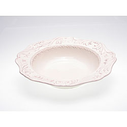 Certified International Firenze 14-inch Ivory Serving Bowl