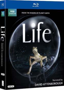 Life (Blu-ray Disc)