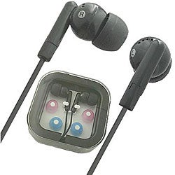 SKQUE GEN-EARPH-BPB Noise Blocking Earbuds