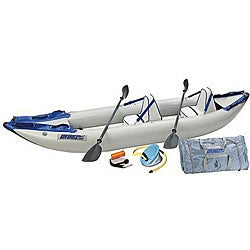 Sea Eagle 380x Deluxe Kayak