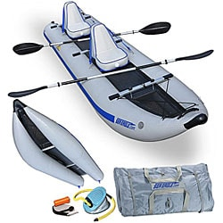 Sea Eagle 435ps Deluxe Paddleski Inflatable Kayak