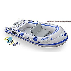 Sea Eagle Inflatable 124 FD Motormount Boat