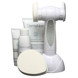DermaNew Microdermabrasion Total Body 5-piece System