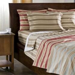 Yardley 300 Thread Count Stripe Pillowcases (Set of 2)