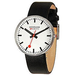Mondaine Men's Swiss Railway Giant Watch