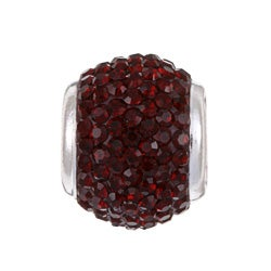 Signature Moments January Birthstone Crystal Bead